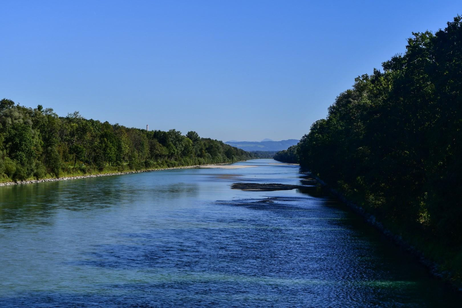 Salzachbrücke in Tittmoning