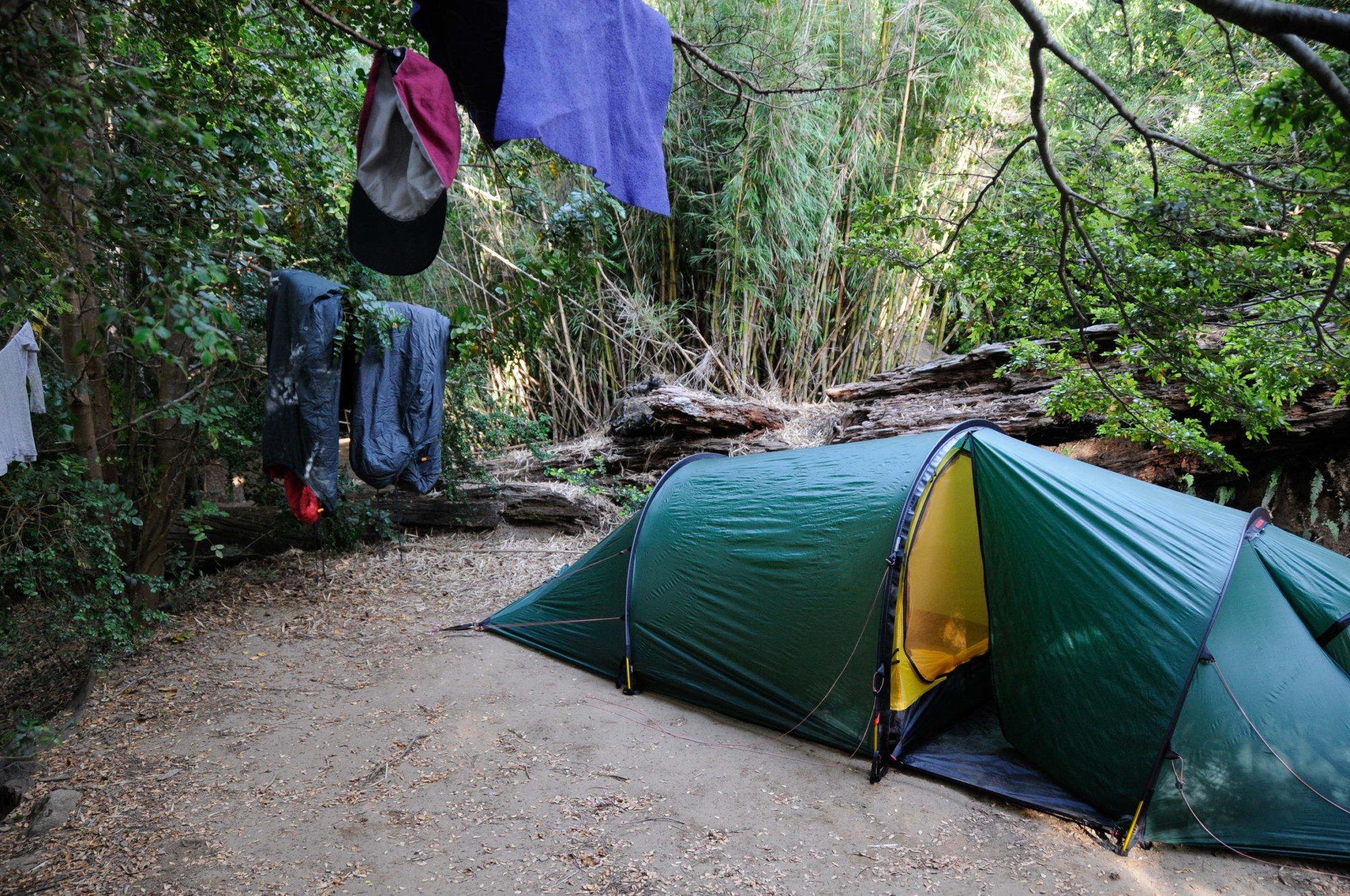 Campingplatz am Lago Tinquilco