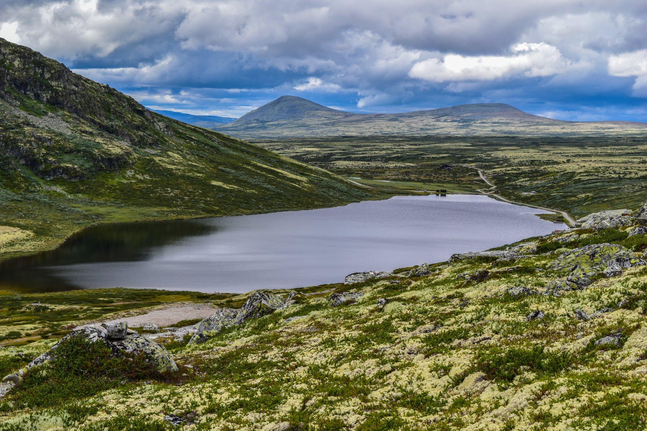 See an der Smuksjoseter Fjellstue