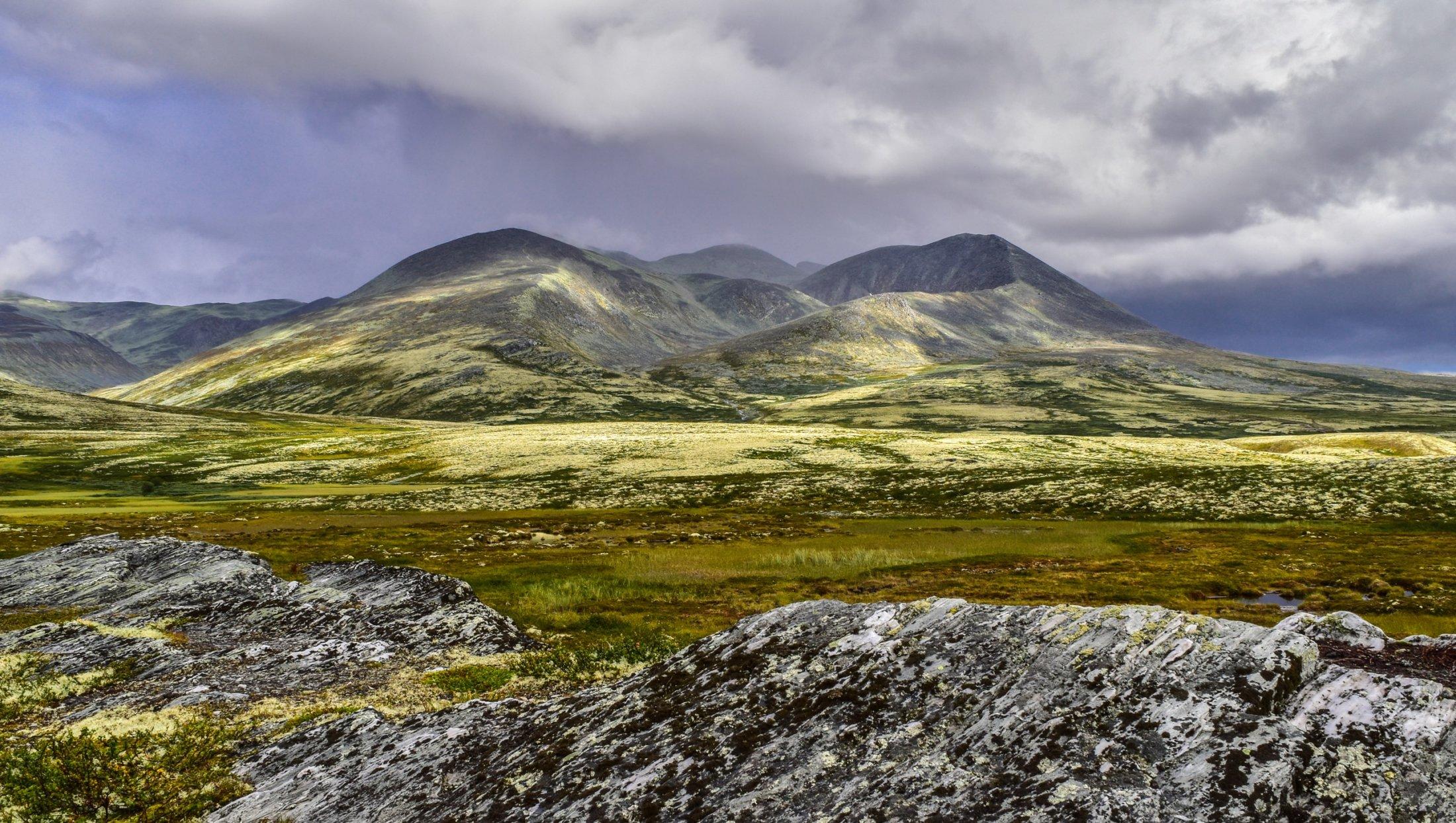 Rondane Clouds I