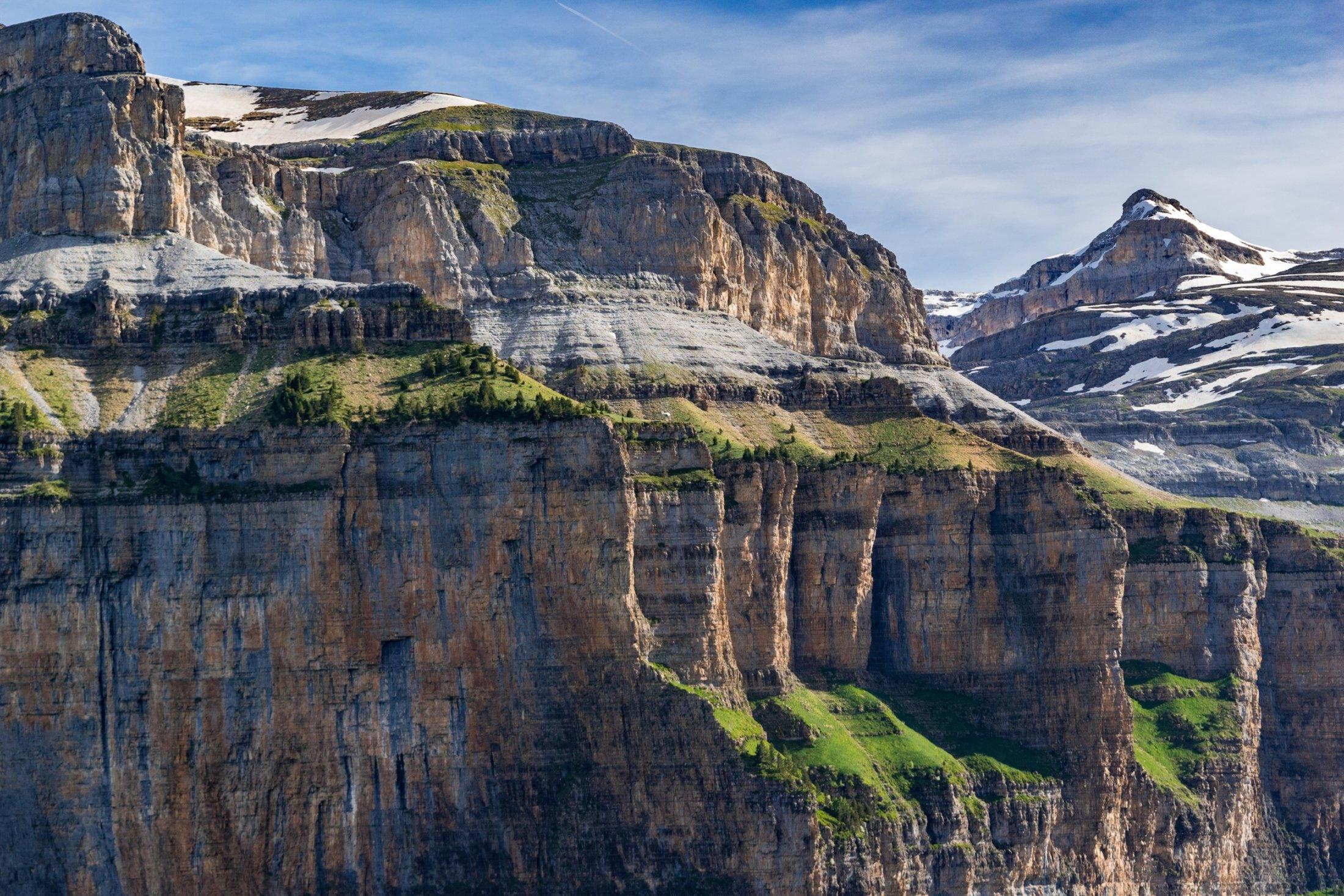 Gipfel des Nationalparks Ordesa y Monte Perdido
