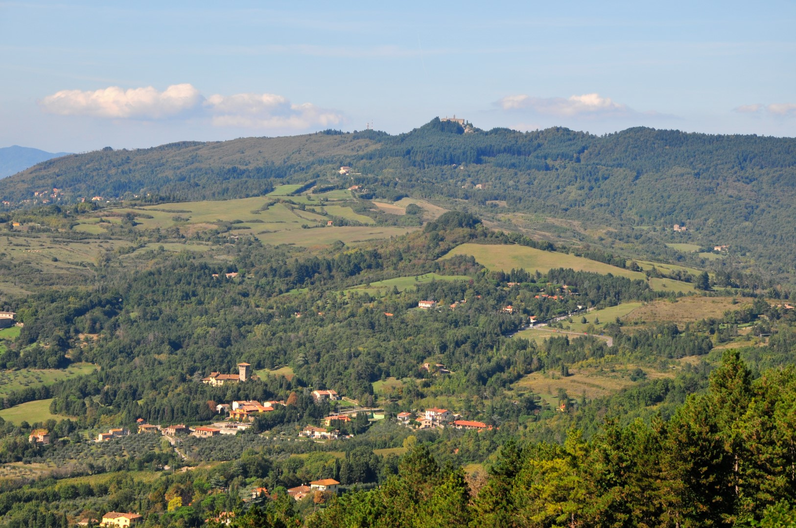 Via degli Dei von Bologna nach Florenz