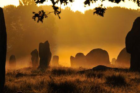 Mystic Carnac morning