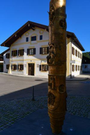 Papst Geburtshaus