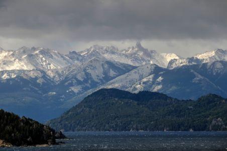 Lago Nahuelhuapi in Argentina