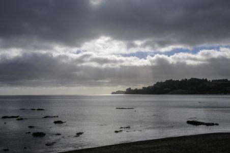 Lago Llanquihue in Chile