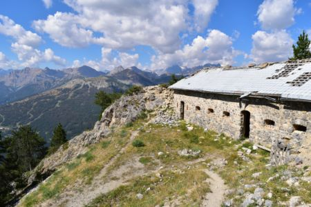 Bergtour bei Briancon