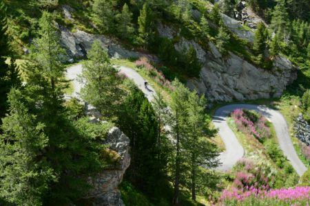 Abfahrt aus dem Vallone d'Urtier