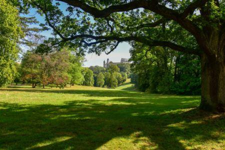 Hofgarten in Coburg