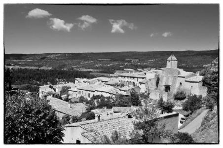 Aurel in der Haute Provence