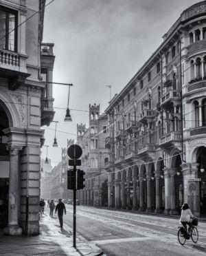 Street in Turino, Italy