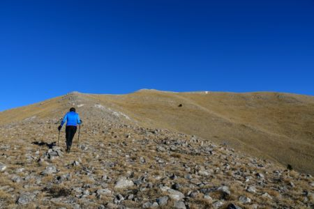 Wanderung zur Serra del Prete