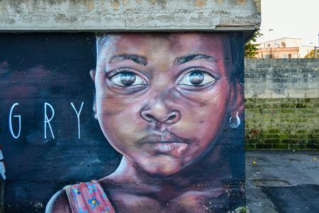 Graffity in Matera