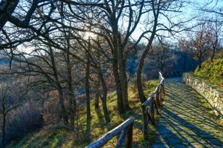 Wandern in Castelmezzano