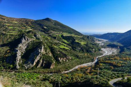 Gole di Raganello bei Civita