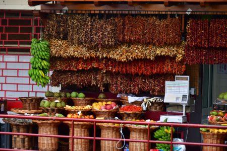 Markthallen in Funchal