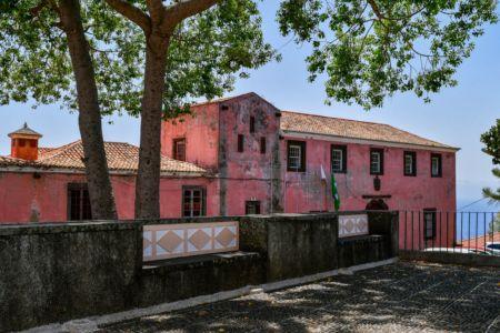 Herrenhaus Solar dos Esmeraldos