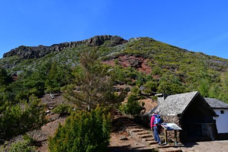 Gipfelanstieg zum Pico Ruivo