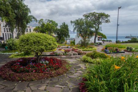 St. Katharina-Garten in Funchal