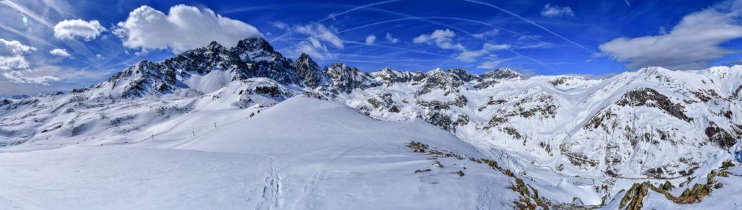 Monte Viso Panorama