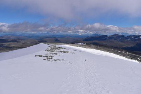 Ausblicke vom Gipfel