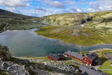 Rondane-Hütte
