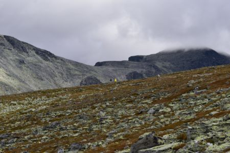 Aufstieg zum Storronden