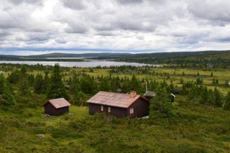 Nordseter, Landschaft bei Lillehammer