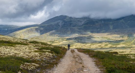 Biking Rondane