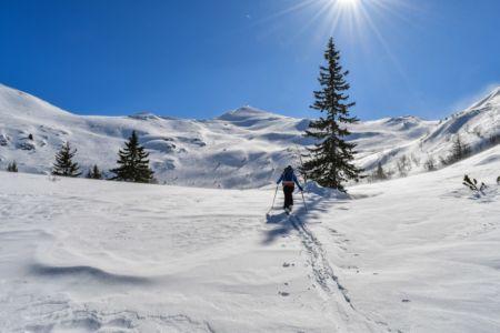 Skitouring Grubenkopf