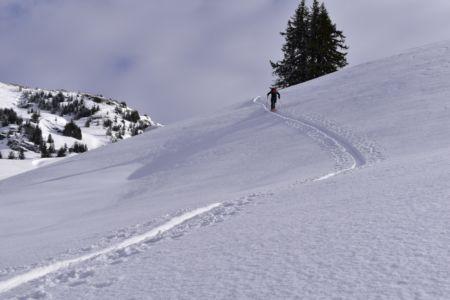Ski touring in Austria