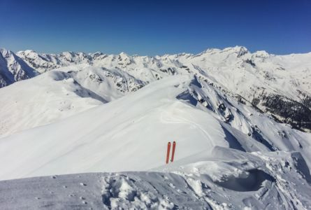 Skitour in Südtirol