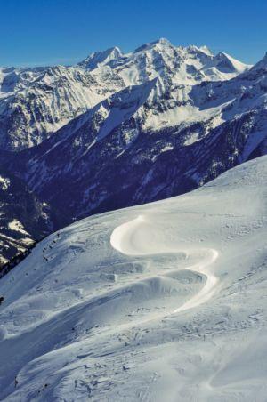 Ski touring in south Tirol