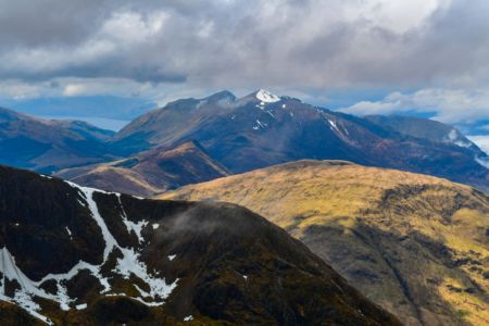 Blick in die Highlands