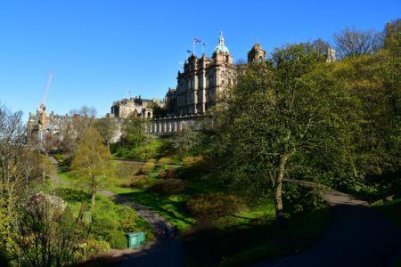 Edinburgh Queen Street Gardens