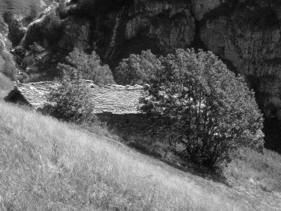 MTB-Auffahrt zur Carmagnole Hütte, Italienische Seealpen