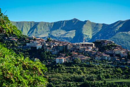 Molina di Triora in Ligurien
