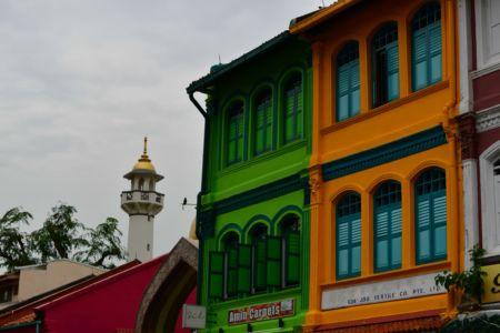 Arabisches Viertel Kampong Glam