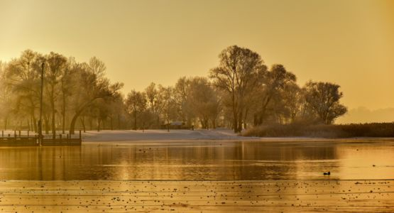 Icy Chiemsee I