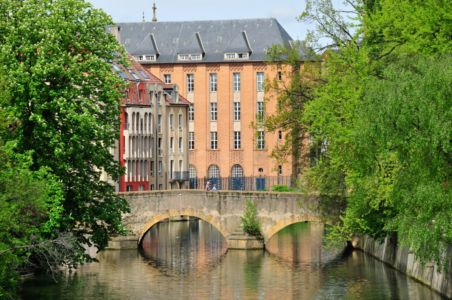 Sightseeing in Metz