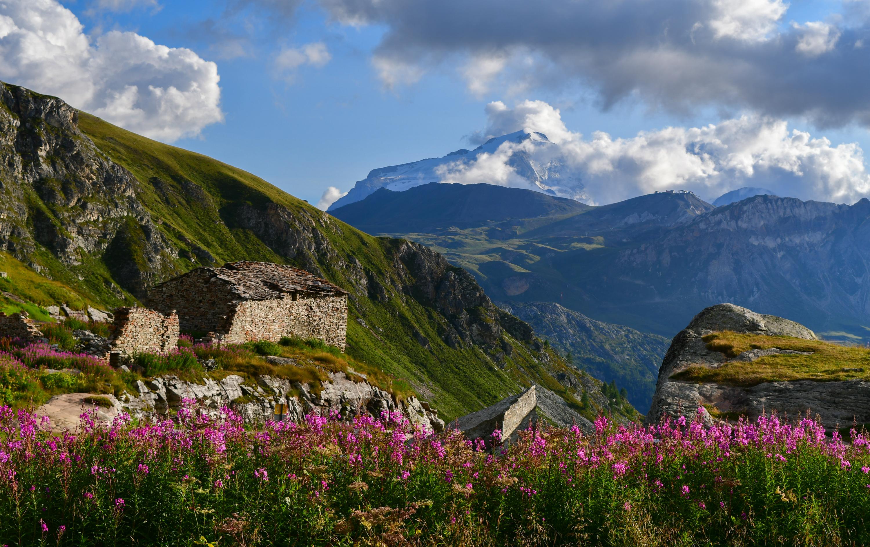 Bergwanderung Aiguille de la Grande Sassière, 3751m
