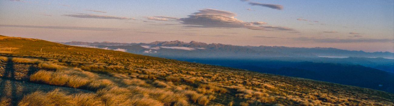 Nelson Lakes Nationalpark, Südinsel, Neuseeland