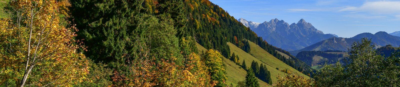 Bike&Hike Tour auf den Karstein in den Kitzbühler Alpen