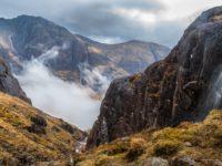 Tourenbericht - Bergtour Bergwanderung auf den Stob Coire nan Lochan, 1150 m, Schottland