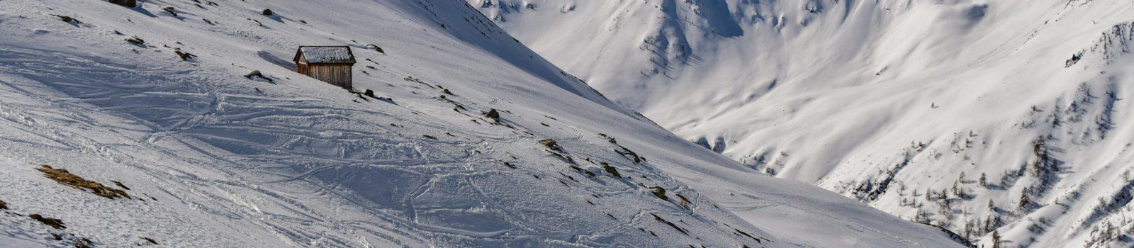 Skitour auf die Kreuzspitze in Osttirol