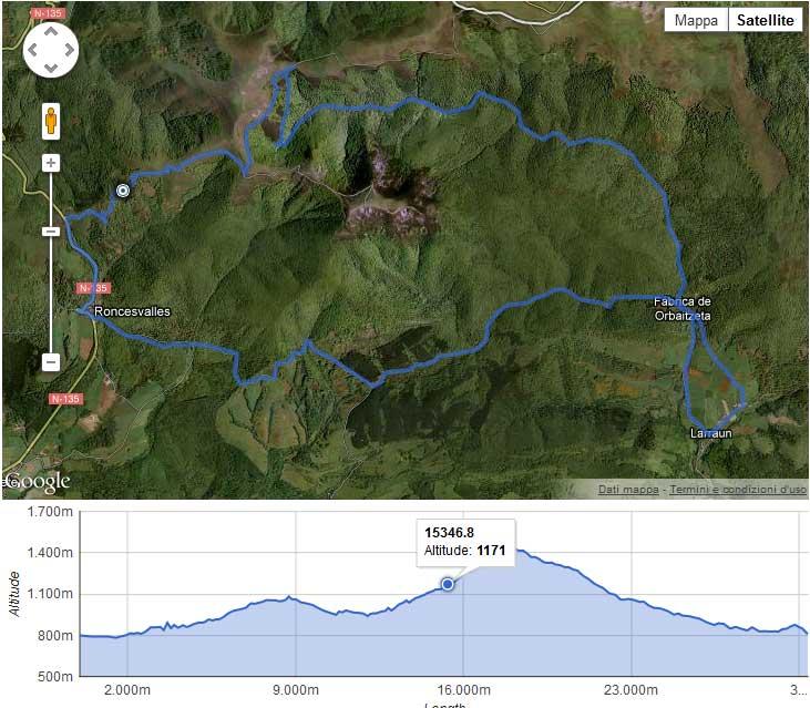 Wordpress plugin  WP-GPX-Maps
