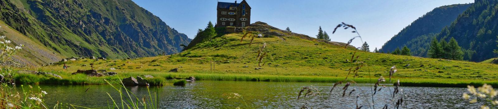 Bike-Hike-Tour Lago dell'Ischiator im Stura-Tal, Piemont