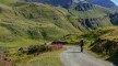 Aosta, Aostatal, Berge, Bike, Italien, Sommer, Strasse, Wiese, italy, meadow, mountains, path, street, summer, way, weg