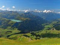 Tal von Hauteluce im Blick
