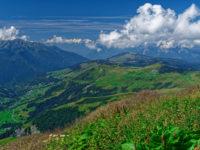 Monte Bisanne mit sehr tollen Donwhills